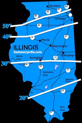 Illinois Frost Line - Hammerpedia