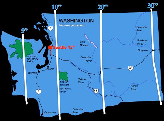 Washington Frost Line - Hammerpedia