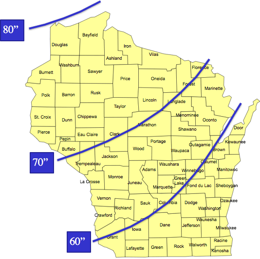 wisconsin-frost-line-map