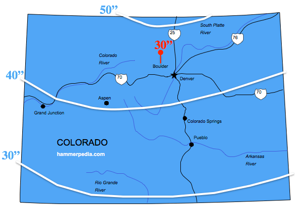 Colorado-Frost-Line-Map