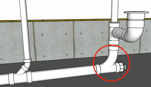 How To Plumb A Bathroom With Multiple Diagrams Hammerpedia