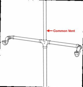 common-vent-plumbing-diagram