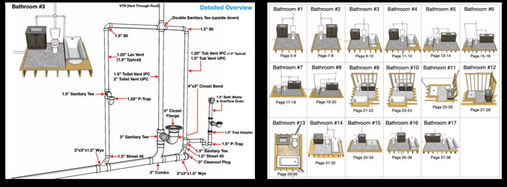 bathroom-plumbing-diagrams