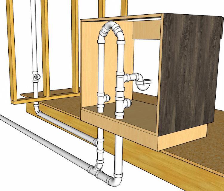 island-sink-vent-diagram